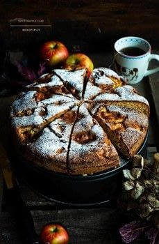 Preparation .  Free tutorial with pictures on how to bake an apple cake in under 90 minutes by cooking and baking with flour, apples, and eggs. Recipe posted by Rakhee Y.  in the Recipes section Difficulty: Easy. Cost: Cheap. Steps: 1