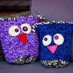Cuddly Owls