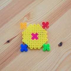 Making Perler Creations · How To Bead A Picture · Pegboard