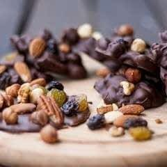 Trial Mix Chocolate Bites