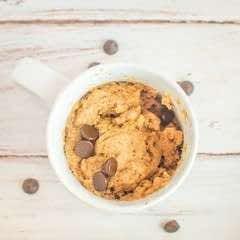 Peanut Butter Mug Blondie
