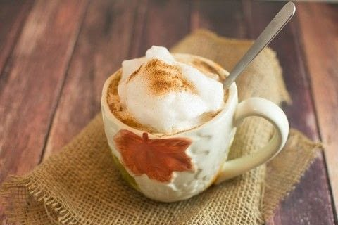 A healthy fall treat! .  Free tutorial with pictures on how to make a coffee in under 5 minutes by mixing drinks with espresso, milk, and maple syrup. Recipe posted by rachelkaly.  in the Recipes section Difficulty: Easy. Cost: Cheap. Steps: 1