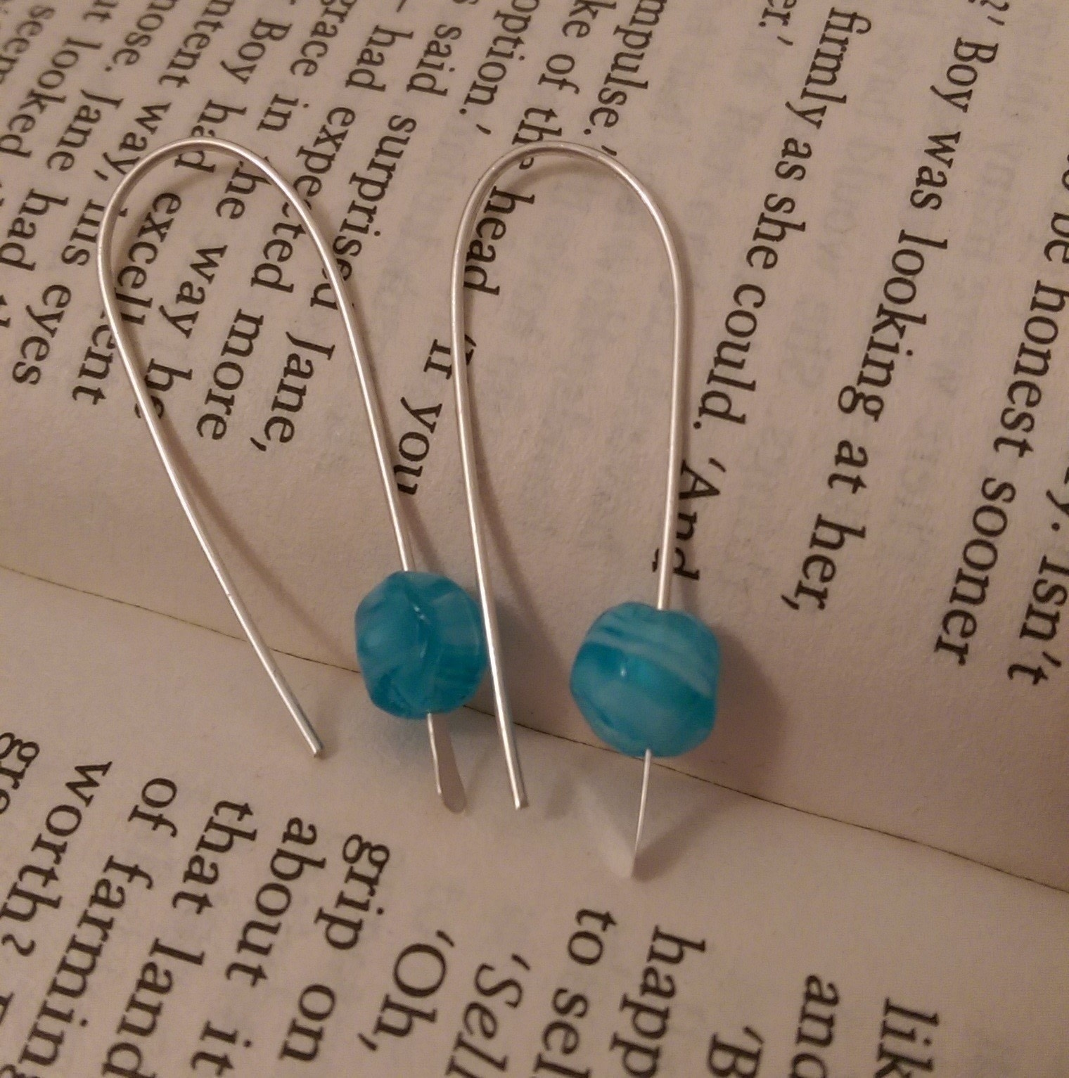 A Great Way To Make Simple Earrings For Gift Free Tutorial With Pictures On