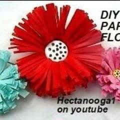 Paper Flowers, Flores De Papel