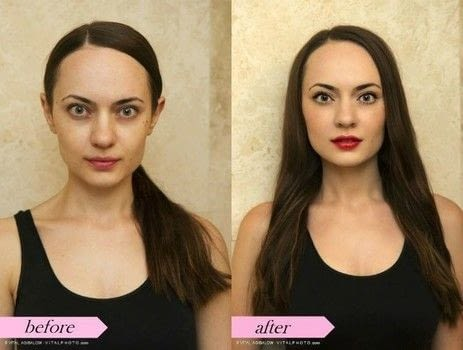 Camouflage Breakouts and Look Fresh .  Free tutorial with pictures on how to create foundation makeup in under 15 minutes by applying makeup with eyeliner, mascara, and foundation makeup. How To posted by Katya Bychkova.  in the Beauty section Difficulty: Simple. Cost: 3/5. Steps: 10