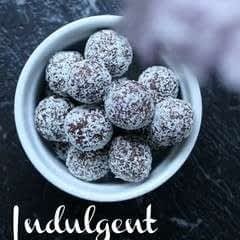 Healthy Chocolate Bliss Balls
