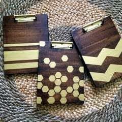 Diy Wooden Clipboards