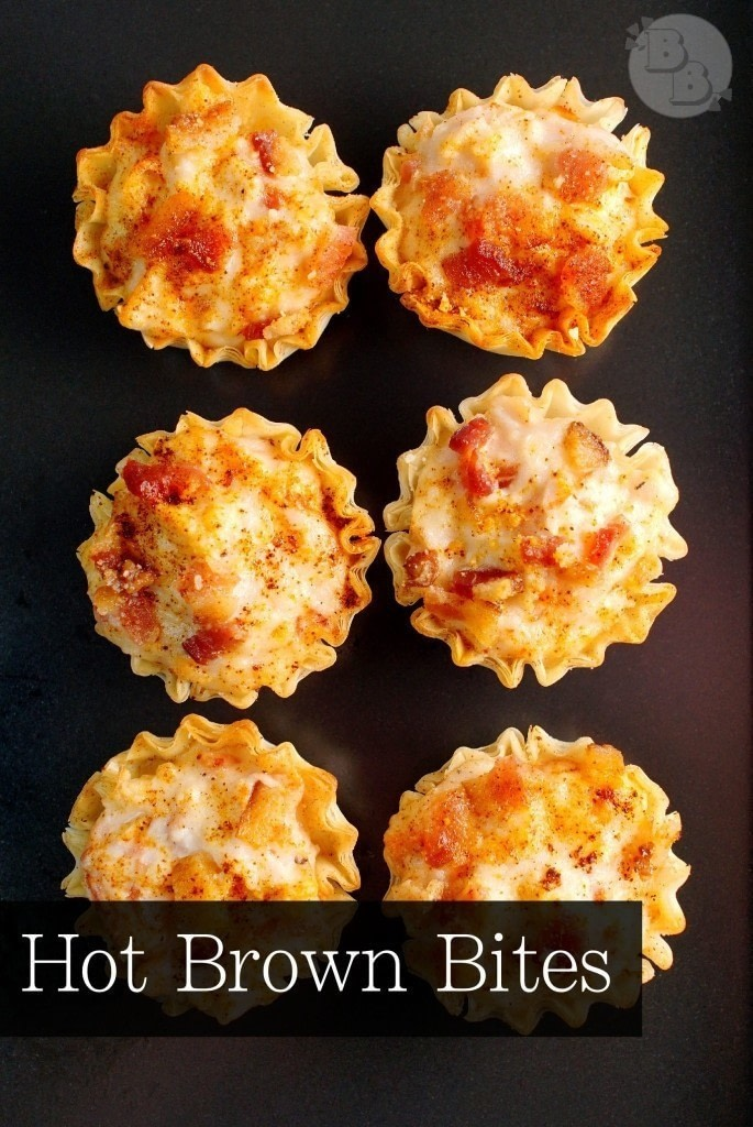 Hot Brown Bites 183 How To Bake A Pie 183 Recipes On Cut Out