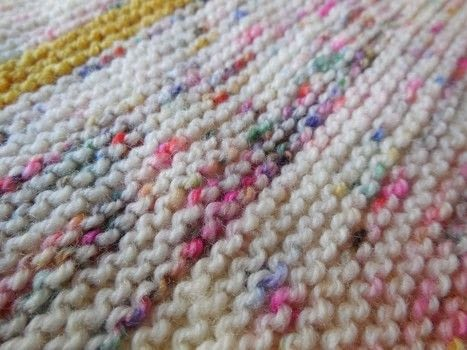 There are two sides to the story. The truth lies somewhere in the middle .  Free tutorial with pictures on how to make a shawl in 3 steps by knitting with circular knitting needles, darning needle, and clippers. How To posted by kurisu.  in the Yarncraft section Difficulty: 4/5. Cost: 3/5.