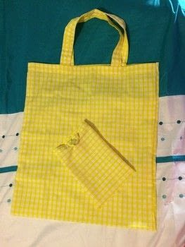 Morsbag.. great way to help save the planet .  Hem  in under 40 minutes using fabric, scissors, and sewing machine. Creation posted by Lisa S.  in the Needlework section Difficulty: Easy. Cost: No cost.