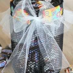 Diy Halloween Treat Jar