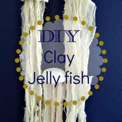 Diy Clay Jelly Fish