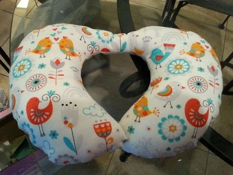 My first attempt at sewing something curved. .  Make a pillow in under 90 minutes by sewing with polyfill, sewing machine, and fabric. Inspired by kids and body parts. Creation posted by gypsie_jay.  in the Sewing section Difficulty: 3/5. Cost: Cheap.