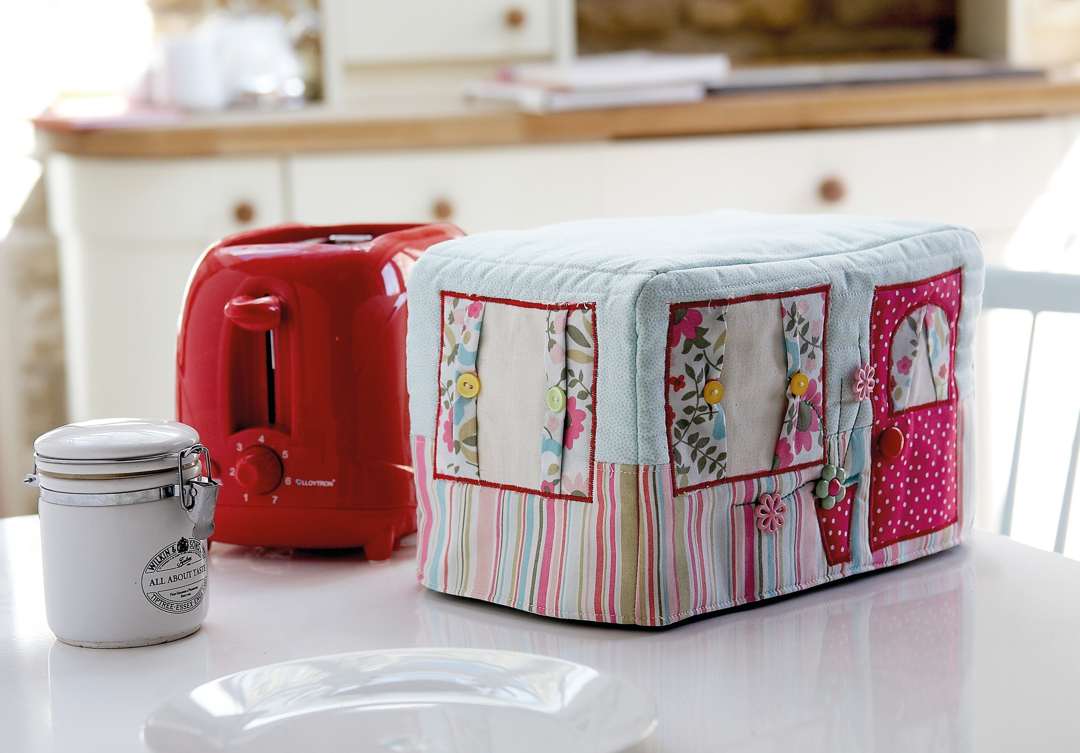 Cheap Vintage Home Decor Caravan Toaster Cover 183 Extract From Quilted Covers And