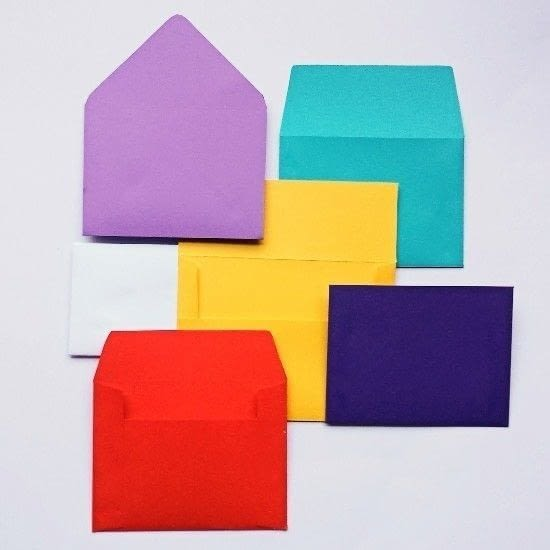 Make Your Own Envelopes 183 How To Make An Envelope 183 Papercraft On Cut Out Keep