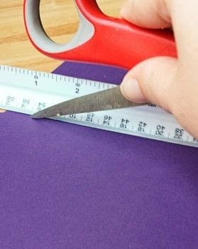 Need a certain size envelope, but don't want to buy a whole pack?  Make your own! .  Free tutorial with pictures on how to make an envelope in under 15 minutes by papercrafting with scissors, paper, and glue. How To posted by destinationdecoration.  in the Papercraft section Difficulty: Easy. Cost: Absolutley free. Steps: 8