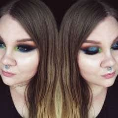 Soft Defined And Glowing Face Makeup