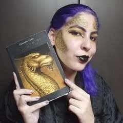 Glaedr Makeup Inspired