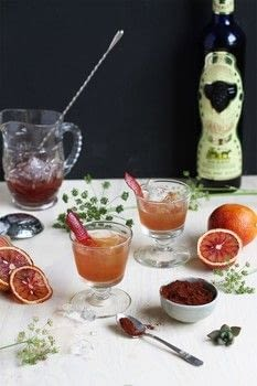 .  Free tutorial with pictures on how to mix an Old Fashioned cocktail in under 10 minutes by mixing drinks with tequila, syrup, and blood orange. Recipe posted by Cali Z.  in the Recipes section Difficulty: Easy. Cost: 3/5. Steps: 2