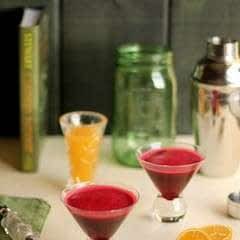 """My Heart Beets For You"" Martini"