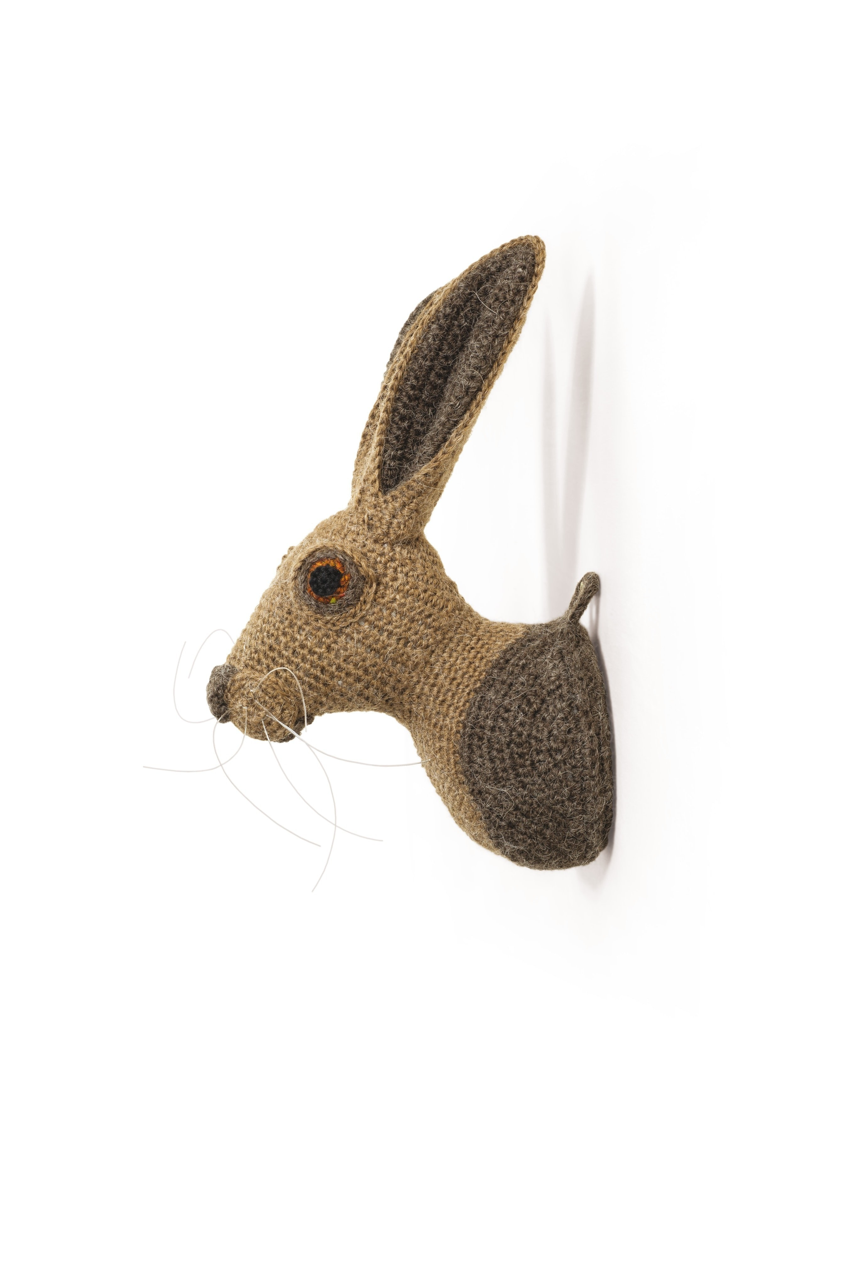 Hare Animal Head 183 Extract From Animal Heads By Vanessa