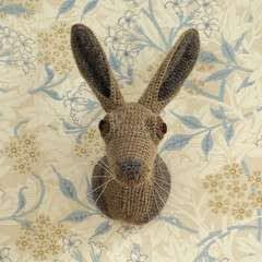 Hare Animal Head