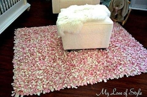 Free Tutorial With Pictures Make A Beautiful Rug You Ll Love And Cherish