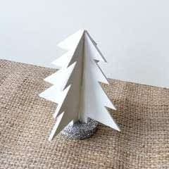Diy 3 D Christmas Tree
