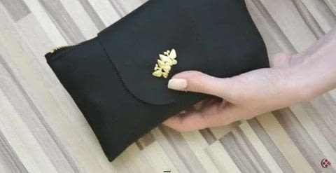 #wallet #purse #sew #sewing #tutorial #fashion .  Free tutorial with pictures on how to make a wallet in under 180 minutes by sewing Inspired by inspiration. How To posted by Nicol Alexis.  in the Sewing section Difficulty: Simple. Cost: Cheap. Steps: 1