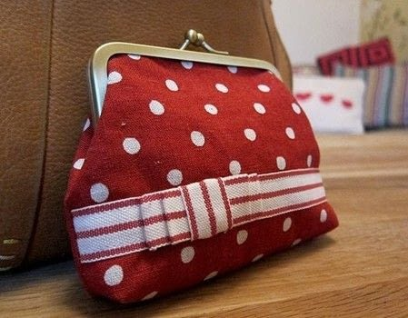How To Draft Your Own Pattern To Make A Metal Frame Purse