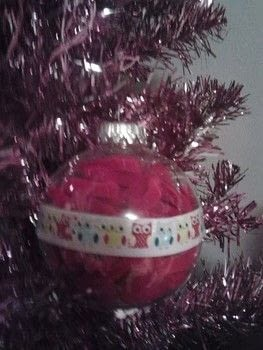 What a hoot! .  Make a Christmas tree ornament in under 5 minutes using ornament, pipe cleaners, and washi tape. Creation posted by Ashley P.  in the Decorating section Difficulty: Easy. Cost: Absolutley free.