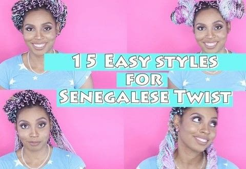 Video Tutorial : 15 hairstyles and looks for braids/ dreads/ twist .  Free tutorial with pictures on how to style a braid / plait in under 15 minutes by hairstyling with hair. How To posted by Liv L.  in the Beauty section Difficulty: Easy. Cost: No cost. Steps: 1