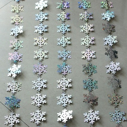 2 Ways To Make The So Popular Snowflake Curtains 183 A Window Decoration 183 Home Diy On Cut Out