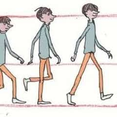 How To Draw Walking
