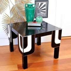 Ikea Hack Art Deco Table