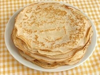 A really awesome, really easy crepe recipe. .  Free tutorial with pictures on how to cook a crepe in under 45 minutes using flour, milk, and butter. Recipe posted by Serena C.  in the Recipes section Difficulty: Easy. Cost: No cost. Steps: 3