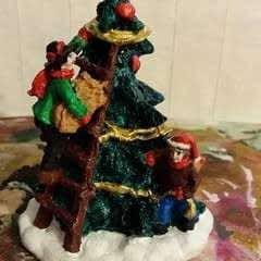 Miniature Tree Re Paint