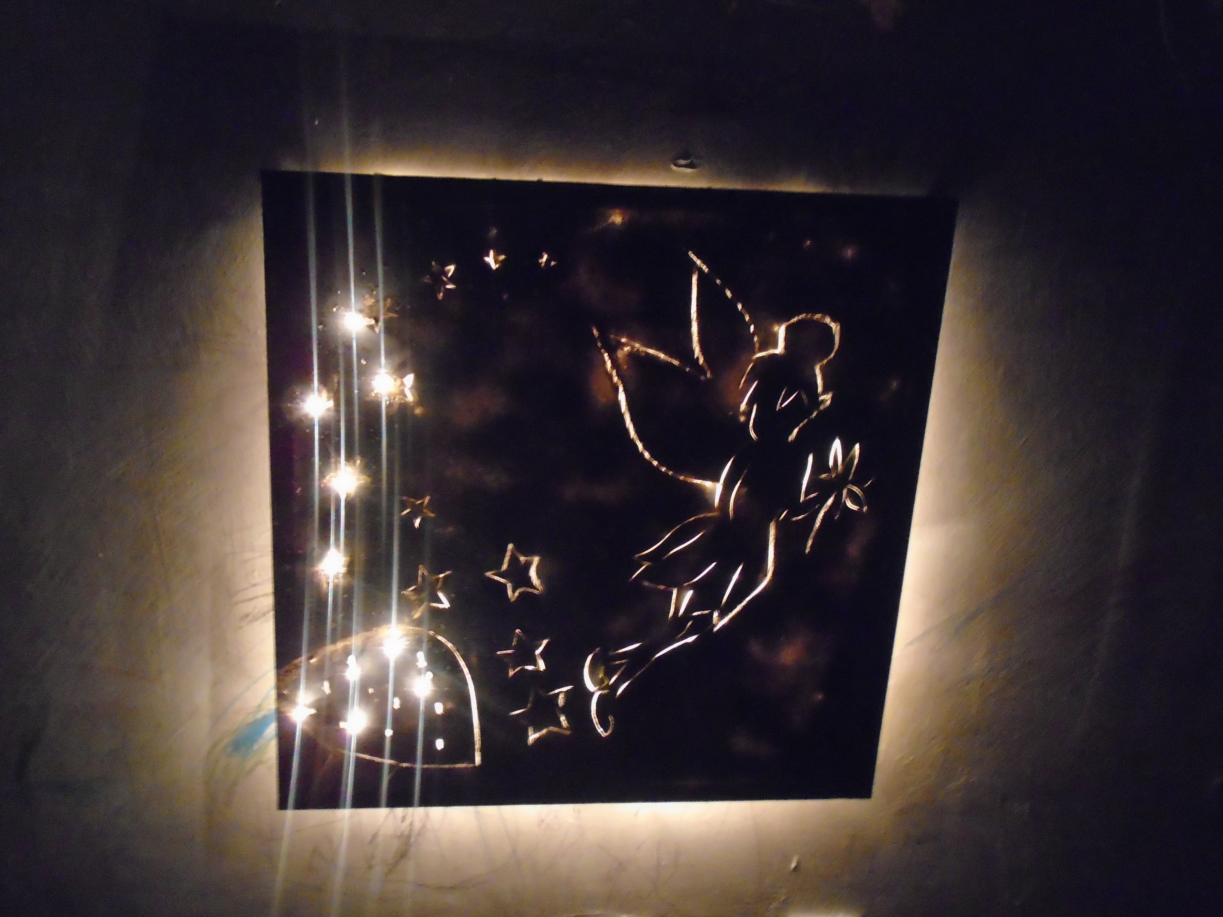 ... Canvas cut lights . Free tutorial with pictures on how to make a wall light in & Canvas Cut Lights · How To Make A Wall Light · Home + DIY on Cut Out ...