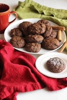 A Decadent and Chocolatey Sweet Treat .  Free tutorial with pictures on how to bake a chocolate cookie in under 45 minutes by cooking and baking with unsalted butter, sugar, and eggs. Inspired by mexican, cookies, and chocolate. Recipe posted by Rebecca H.  in the Recipes section Difficulty: Simple. Cost: Cheap. Steps: 5