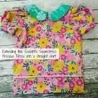 Extending A Dress Bodice To Make A Shirt