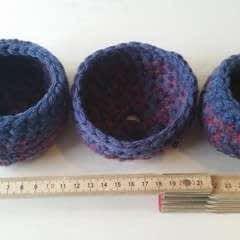 Crochet Bowls