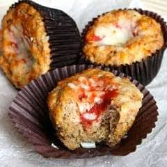 Pizza Muffins/Muffin Pizzas (Gluten Free)