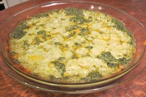 .  Cook a spinach dip in under 50 minutes Version posted by Sveta. Difficulty: 3/5. Cost: 3/5.