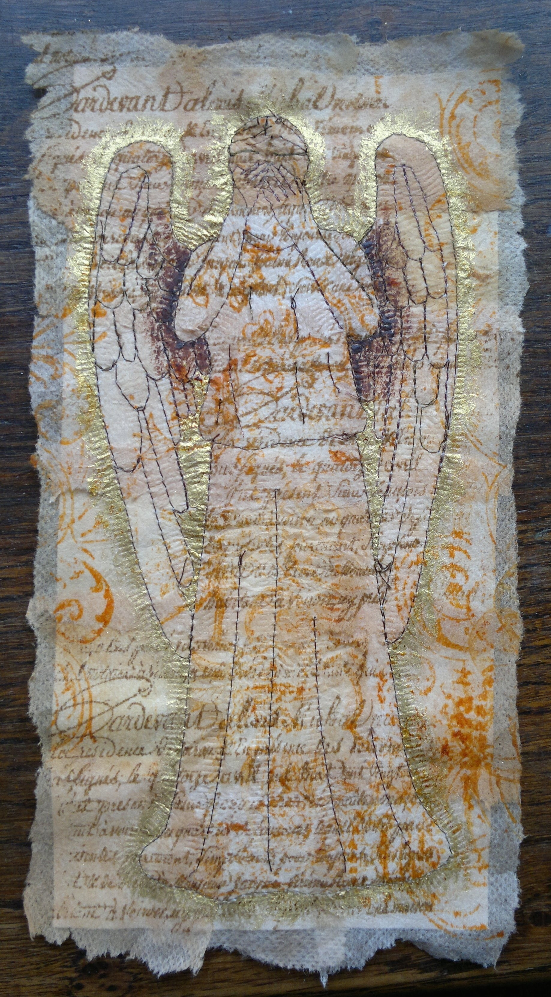 weeping angel from dr who  u00b7 how to embroider art  u00b7 needlework on cut out   keep