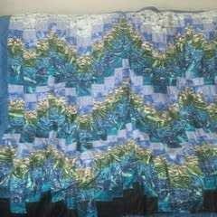 Sofa Patchwork Blanket