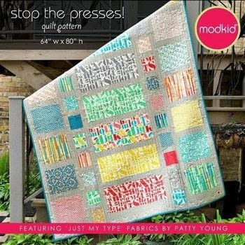 Quilt Pattern .  Free tutorial with pictures on how to make a patchwork quilt in 9 steps using charms, thread, and fabric. How To posted by Patty Y.  in the Sewing section Difficulty: Simple. Cost: No cost.