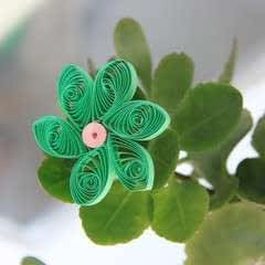 Quilling Blossom