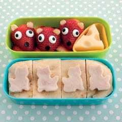 Cat And Mouse Bento