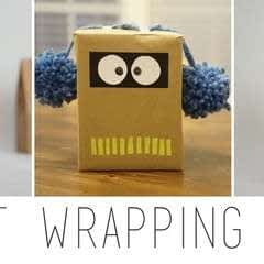3 Fun Ways To Gift Wrap