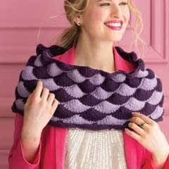 Sea Of Scallops Cowl